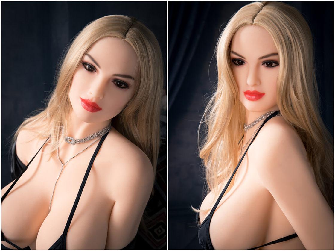 2 female sex doll